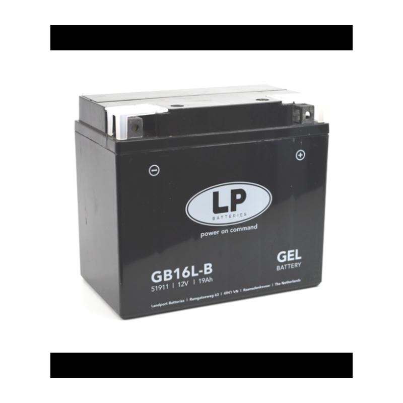 LP Gel GB16L-B 12V 19Ah