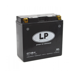 LP Gel GT14B-4 12V 12Ah