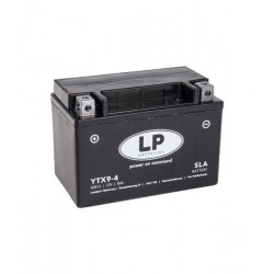 YTX9-4 (SLA 12-8) 12 VOLT 8,0 AH