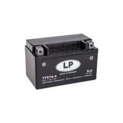 YTX7A-4 (SLA 12-6) 12 VOLT 6,0 AH Batterie Moto