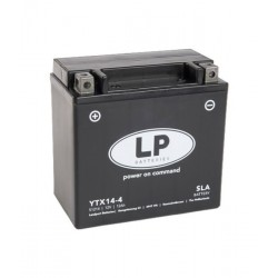 LP SLA YTX14-4 12 VOLT 12 AH