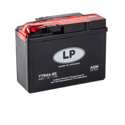 LP AGM YTR4A-BS 12V 2.3Ah