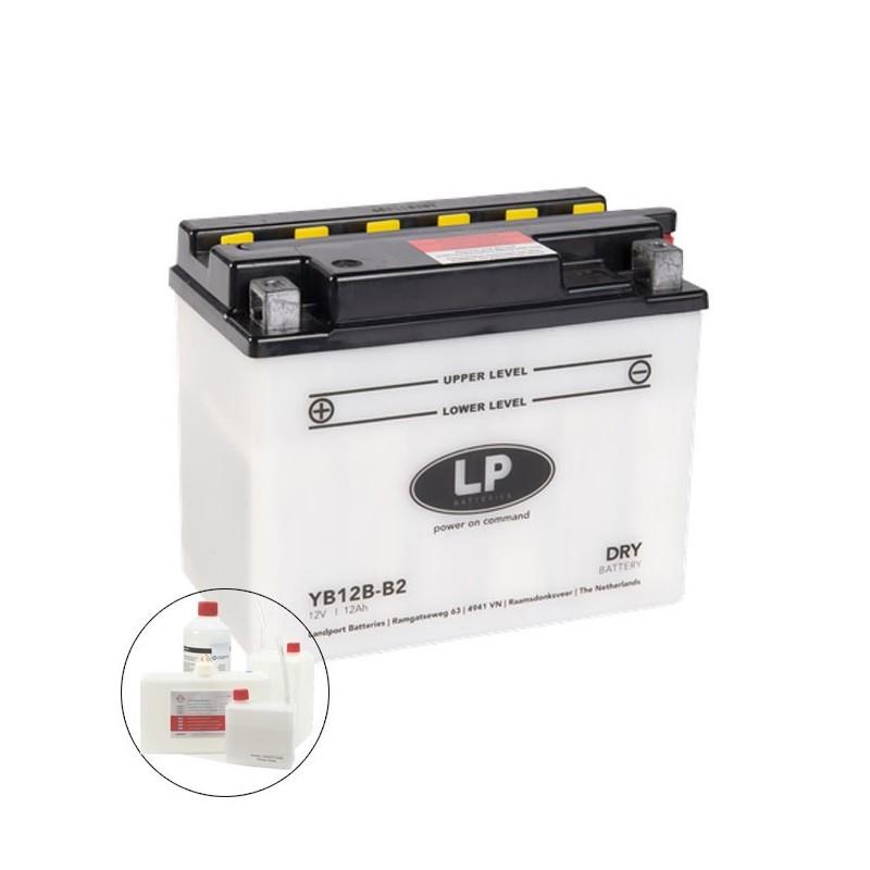 LP DRY+ACID YB12B-B2  12V 13Ah