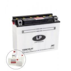 LP DRY+ACID Y50N18LA2  12V 20Ah