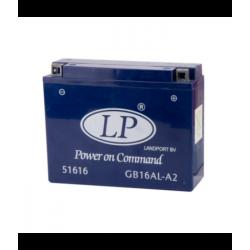 LP Gel GB16AL-A2 12V 16Ah