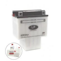 LP DRY+ACID HYB16A-A  12V 16Ah