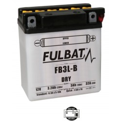 FB3L-B  batterie Moto/Scooter