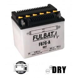 FB7C-A DRY batterie...