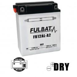 FB12AL-A2 DRY batterie...