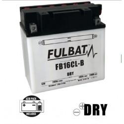 FB30CL-B DRY batterie Moto