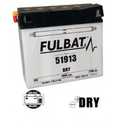 51913 DRY batterie Moto