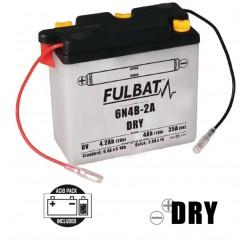 6N4B-2A  DRY batterie Moto