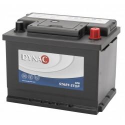 Dynac Start-Stop EFB 12V 60Ah