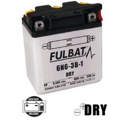 6N6-3B-1 DRY batterie Moto