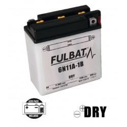 6N11A-1B DRY batterie Moto