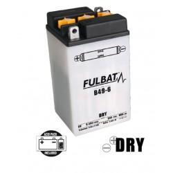 B49-6 DRY batterie Moto