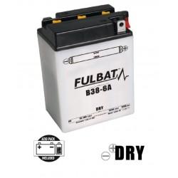 B38-6A DRY batterie Moto