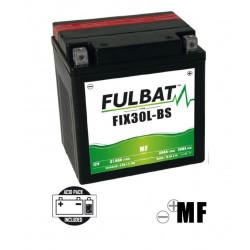 BATTERIE FIX30L-BS MF 12V...