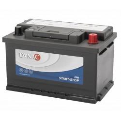Dynac Start-Stop EFB 12V 65Ah