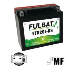BATTERIE FTX20L-BS MF 12V...