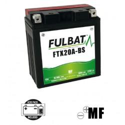 BATTERIE FTX20A-BS MF 12V...