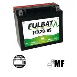 BATTERIE FTX20-BS MF 12V...