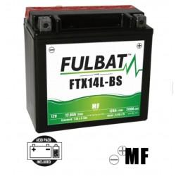 BATTERIE FTX14L-BS MF 12V...