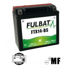 BATTERIE FTX14-BS MF 12V...