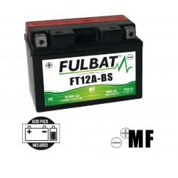 BATTERIE FT12A-BS MF 12V...