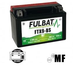 BATTERIE FTX9-BS MF 12V 8AH...
