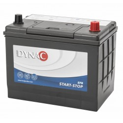 Dynac Start-Stop EFB 12V 68Ah