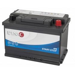 Dynac Start-Stop EFB 12V 70Ah