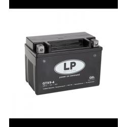GTX9-4 Landport Gel 12V 6.0Ah