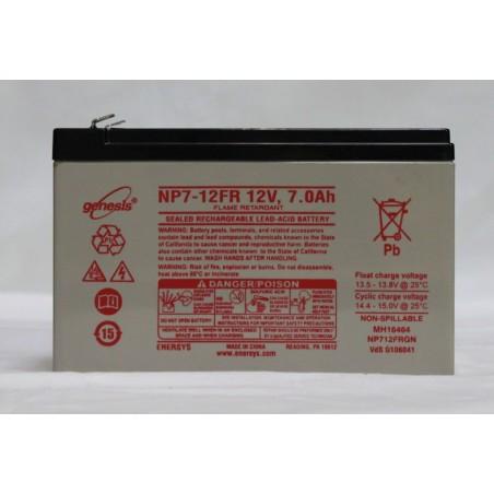Batterie alarme NP7-12FR