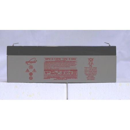 Batterie alarme NP2.3-12FR