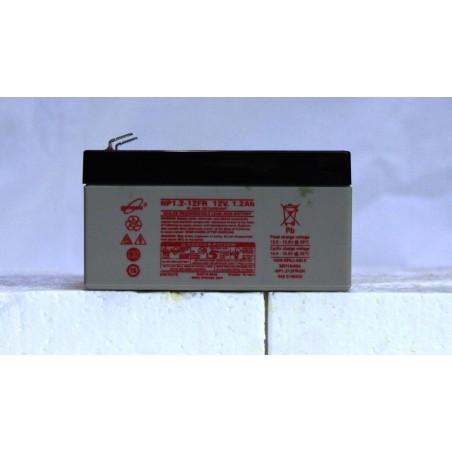 Batterie alarme NP1.2-12FR