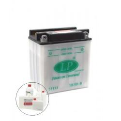 YB10L-B  12V 20,0Ah Batterie Moto