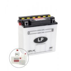YB9L-A2 12V 9,0Ah Batterie Moto-Quad