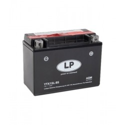 LP AGM YTX15L-BS 12V 13Ah