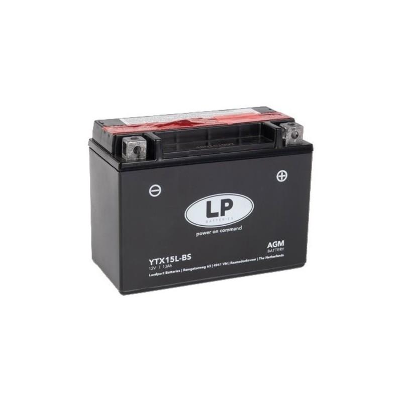 LP AGM YTX15L-BS 12V 13Ah