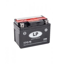 LP AGM YTX4L-BS 12V 3Ah