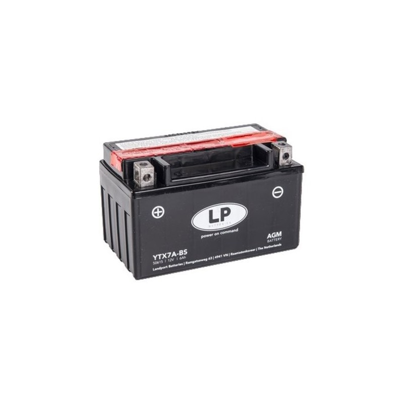 LP AGM YTX7A-BS 12V 6Ah