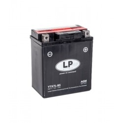 LP AGM YTX7L-BS 12V 6Ah