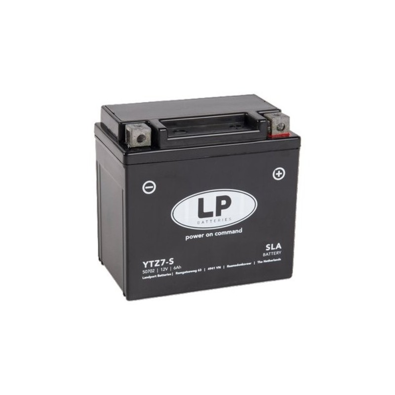 batterie SLA YTZ7-S 12V 6Ah